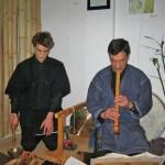 Récital de Shakuhachi, Célébration du printemps
